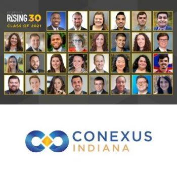 Conexus Indiana Rising 30 award winners
