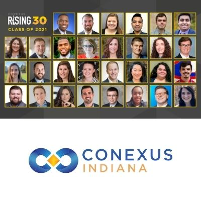 Conexus Indiana Rising 30 award winners