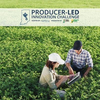 AgriNovus Indiana Producer-Led Innovation Challenge